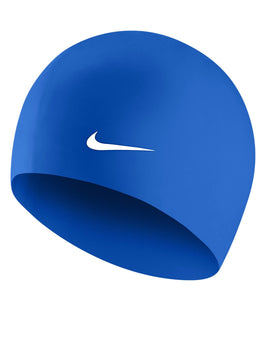 Nike Solid Silicone Cap - Royal Blue