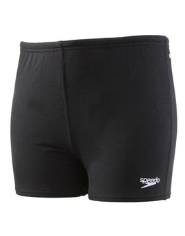 Speedo Boys Endurance Plus Aquashort - Black
