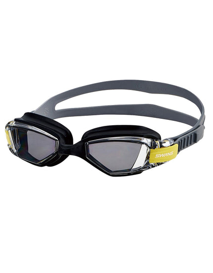 Swans Open Water Seven Polarised Goggle - Smoke/Yellow