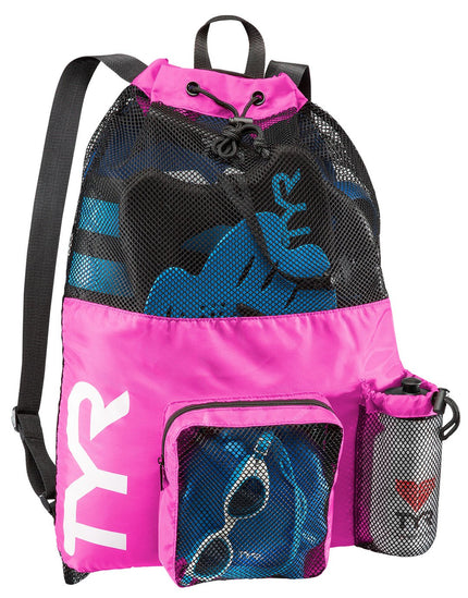 Tyr Big Mesh Mummy Bag - Pink