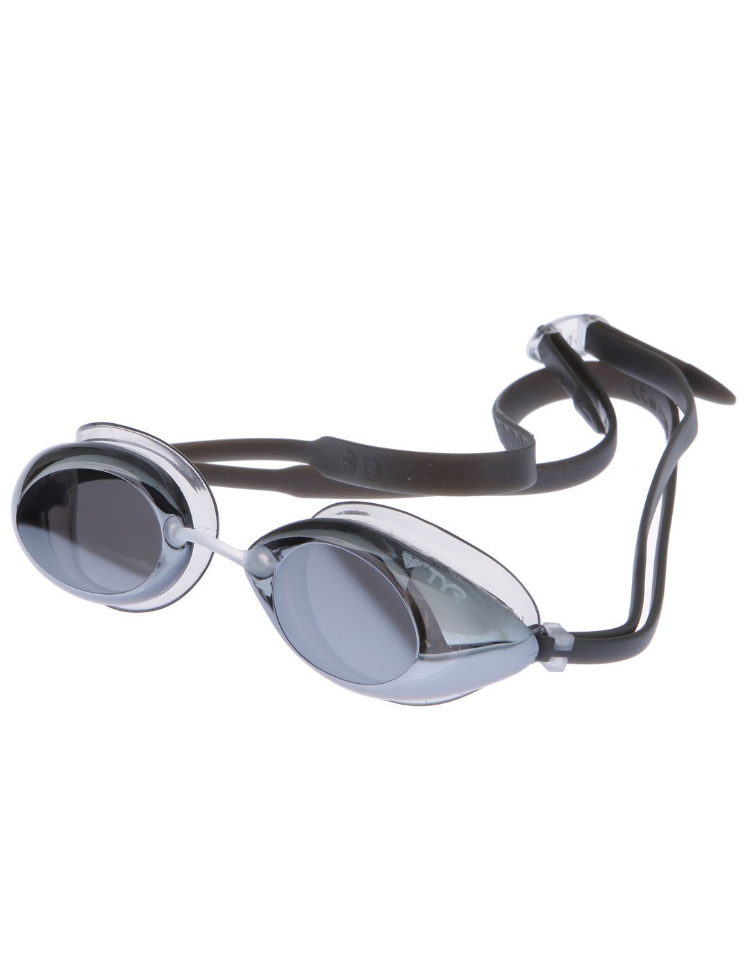 8541fcf2af0 Tyr Tracer Racing Metallized Junior - Silver Metallic ...