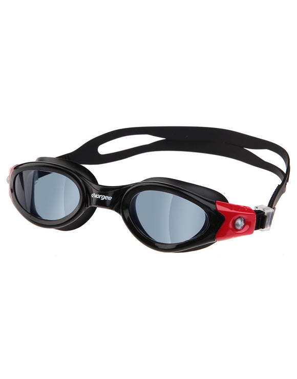 Vorgee Vortech Tinted Goggle - Black/Red
