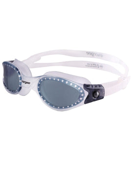 Vorgee Vortech Tinted Goggle - Clear/Black