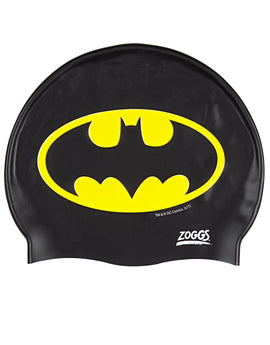Zoggs Batman Junior Silicone Cap