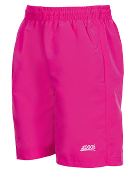 Zoggs Boys Penrith 15 inch Shorts - Pink