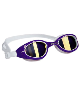Zone 3 Attack Polarised Goggles - Revo Purple