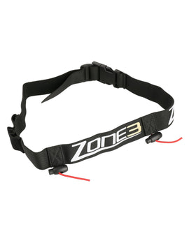 Zone 3 Race Belt - Black