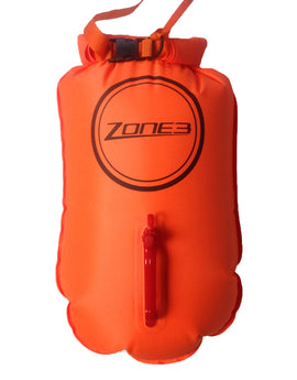 Zone 3 Swim Buoy 28L - Orange