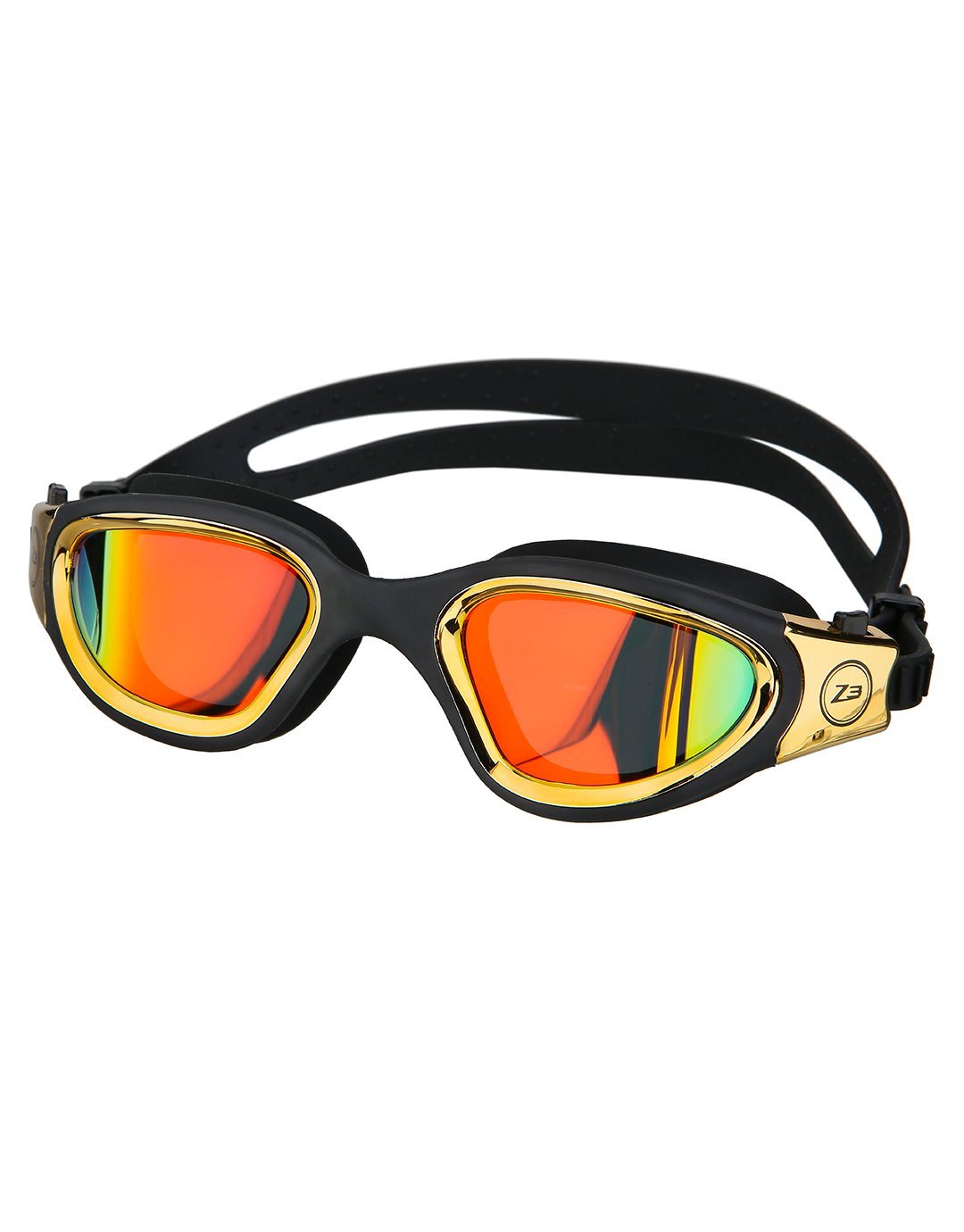 Vapour Goggles - Revo Black and Gold