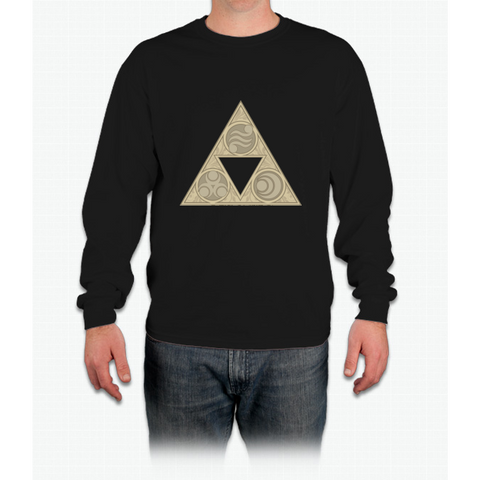 """Balance"" Long Sleeve T-Shirt"