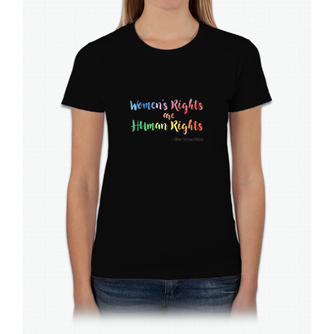 Human Rights Womens T-Shirt