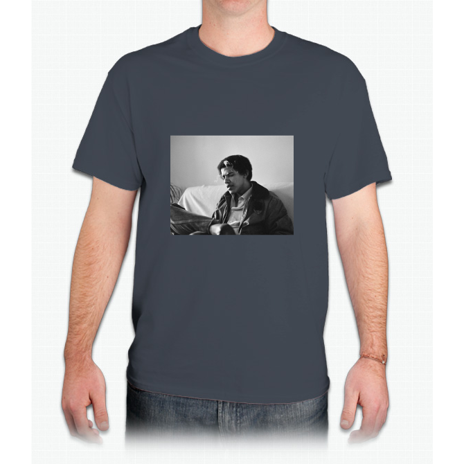 Classy Smoking Obama - Mens T-Shirt