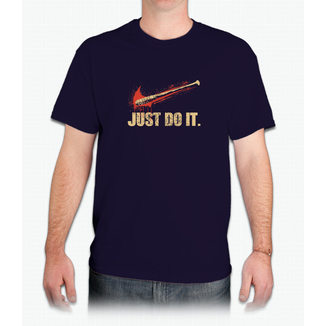 Just Do It - Mens T-Shirt