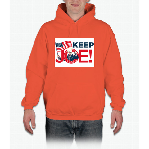 """KEEP JOE!"" BIDEN FOR VP! Hoodie"