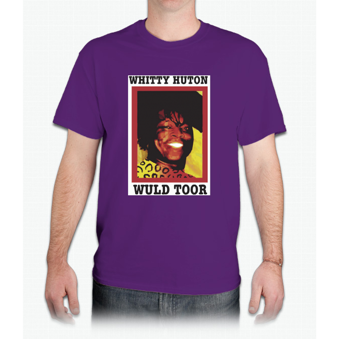 Whitty Huton Wuld Toor - Mens T-Shirt