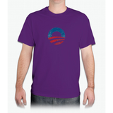 Retro Obama Logo Shirt - Mens T-Shirt