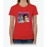 Louis Theroux 90s Tee Womens T-Shirt
