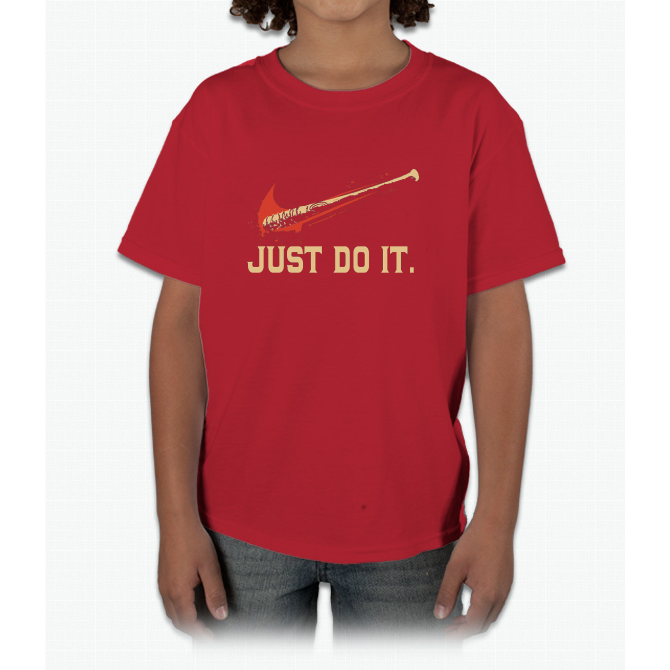 Just Do It Shirt Young T-Shirt