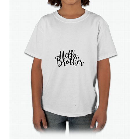 """Hello Brother"" - The Vampire Diaries Young T-Shirt"