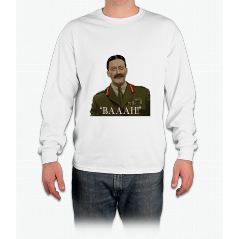 """Baaah!"" Long Sleeve T-Shirt"