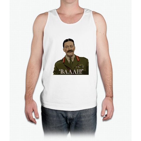 """Baaah!"" - Mens Tank Top"