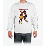Malcolm Brogdon Dunk on LeBron James Long Sleeve T-Shirt