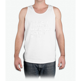 I'M ONE OF 65,844,610 AMERICANS AGAINST TRUMP - Mens Tank Top