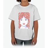 Women's March on Washington Red, White and Blue Young T-Shirt