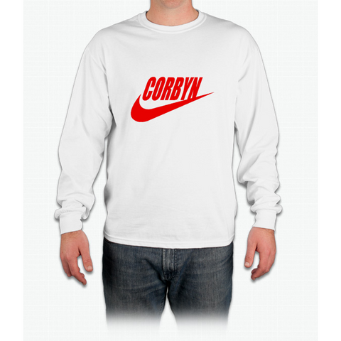 """CORBYN"" Long Sleeve T-Shirt"