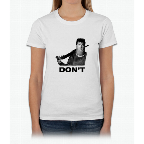 """Don't"" - Red (Danny McBride), Pineapple Express Womens T-Shirt"