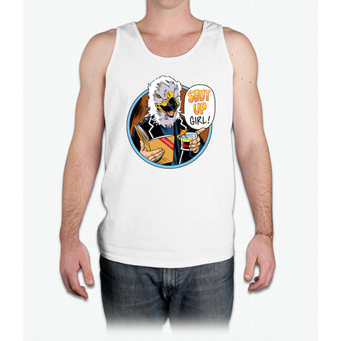 """Colonel's Orders"" - Special Edition Chestbridge Design - Mens Tank Top"