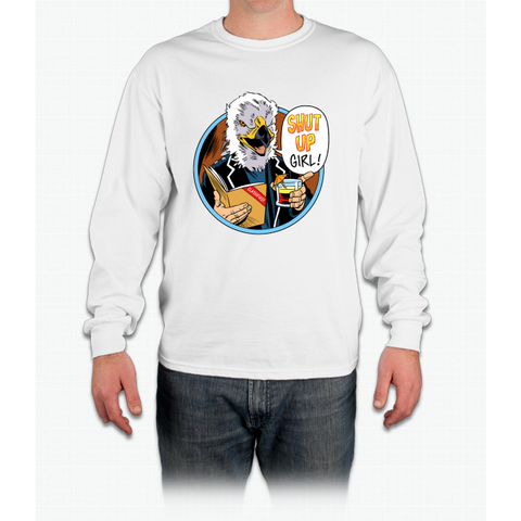 """Colonel's Orders"" - Special Edition Chestbridge Design Long Sleeve T-Shirt"