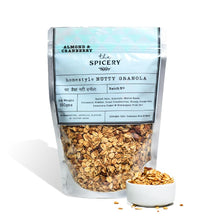 Nutty Granola - Almond & Cranberry 250g Food & Beverage Country Bean
