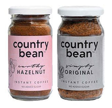 Hazelnut and Original Instant Coffee