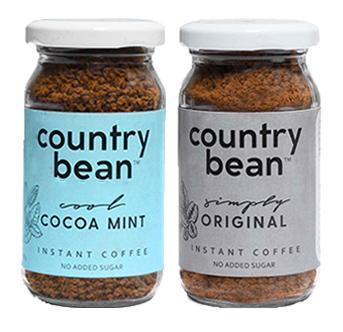 Cocoa Mint and Original Instant Coffee