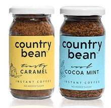 Caramel and Cocoa Mint Instant Coffee