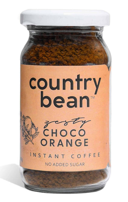 Choco Orange Flavoured Instant Coffee