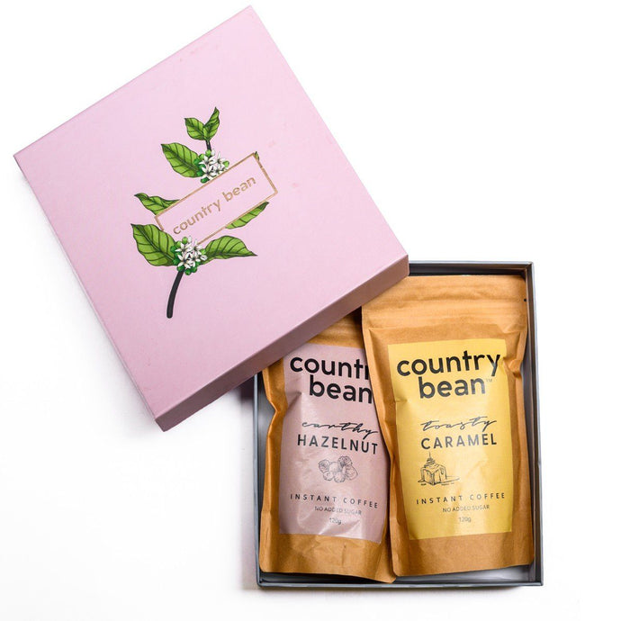 Verona Gift Box - Hazelnut & Caramel Coffee