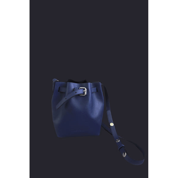 BUCKET BAG- BLUE