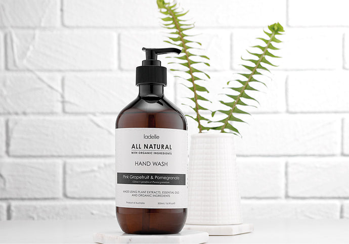 All-Natural Hand Wash