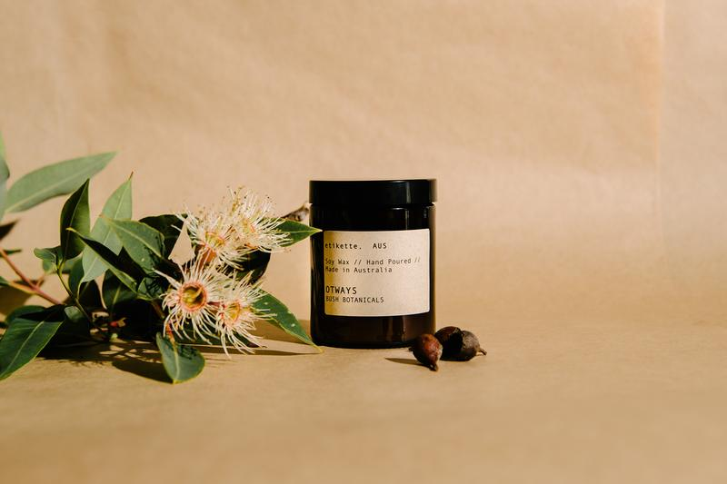 Otways - Bush Botanicals Soy Candles