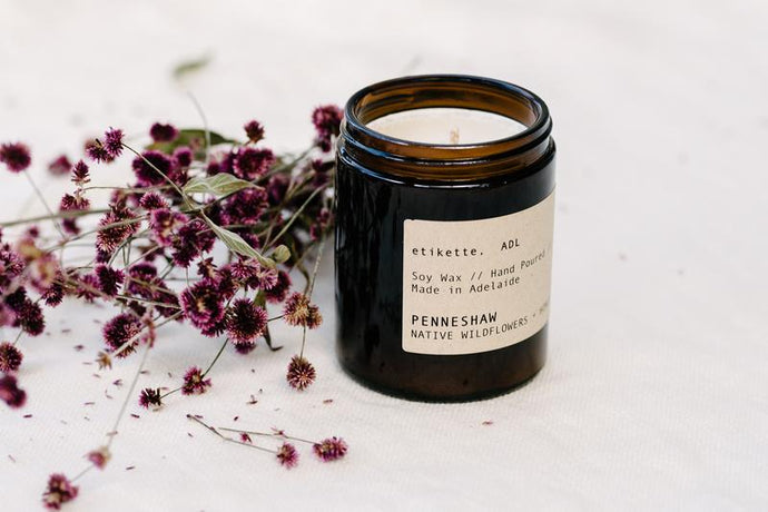 Penneshaw - Native Wildflowers & Honey Soy Candles