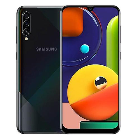 Samsung Galaxy A50S Dual A5070 128GB Black (6GB)