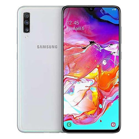 Samsung Galaxy A70 Dual A7050 128GB White (6GB)