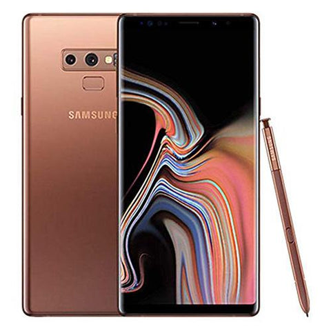 Samsung Galaxy Note 9 Dual Sim N960FD 512GB Copper