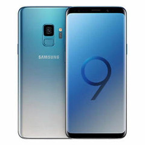 Samsung Galaxy S9 Dual Sim G960FD 4G 64GB Polaris Blue