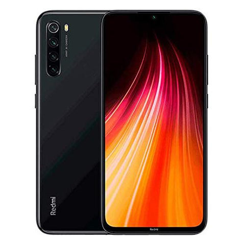 Xiaomi Redmi Note 8 64GB Black (4GB)