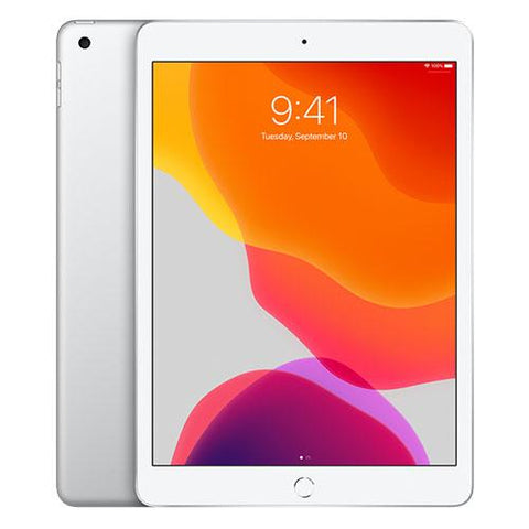 Apple iPad 10.2 2019 Wifi 128GB Silver
