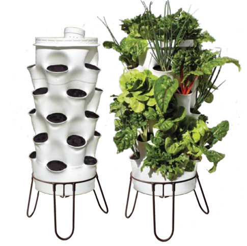 GroPro - The Worm Farm Vertical Garden