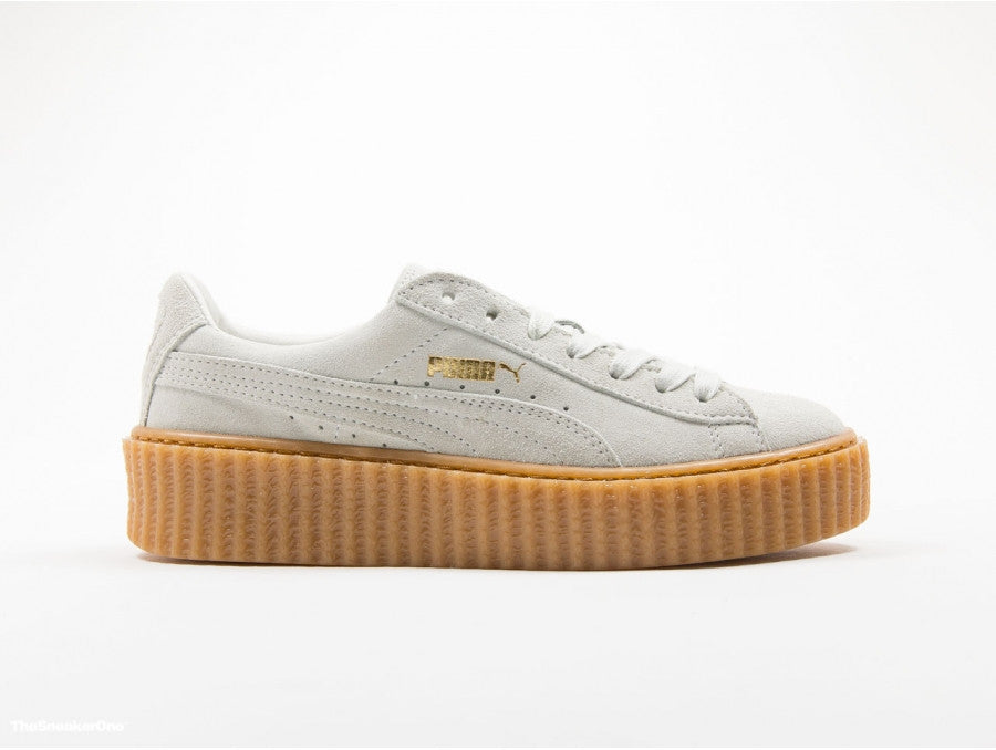 info for fdc05 1ec66 suede creepers x rihanna